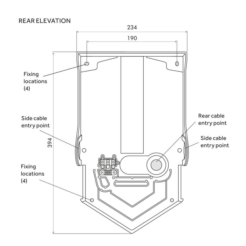 HU02 Dyson Airblade™ V Hand Dryer