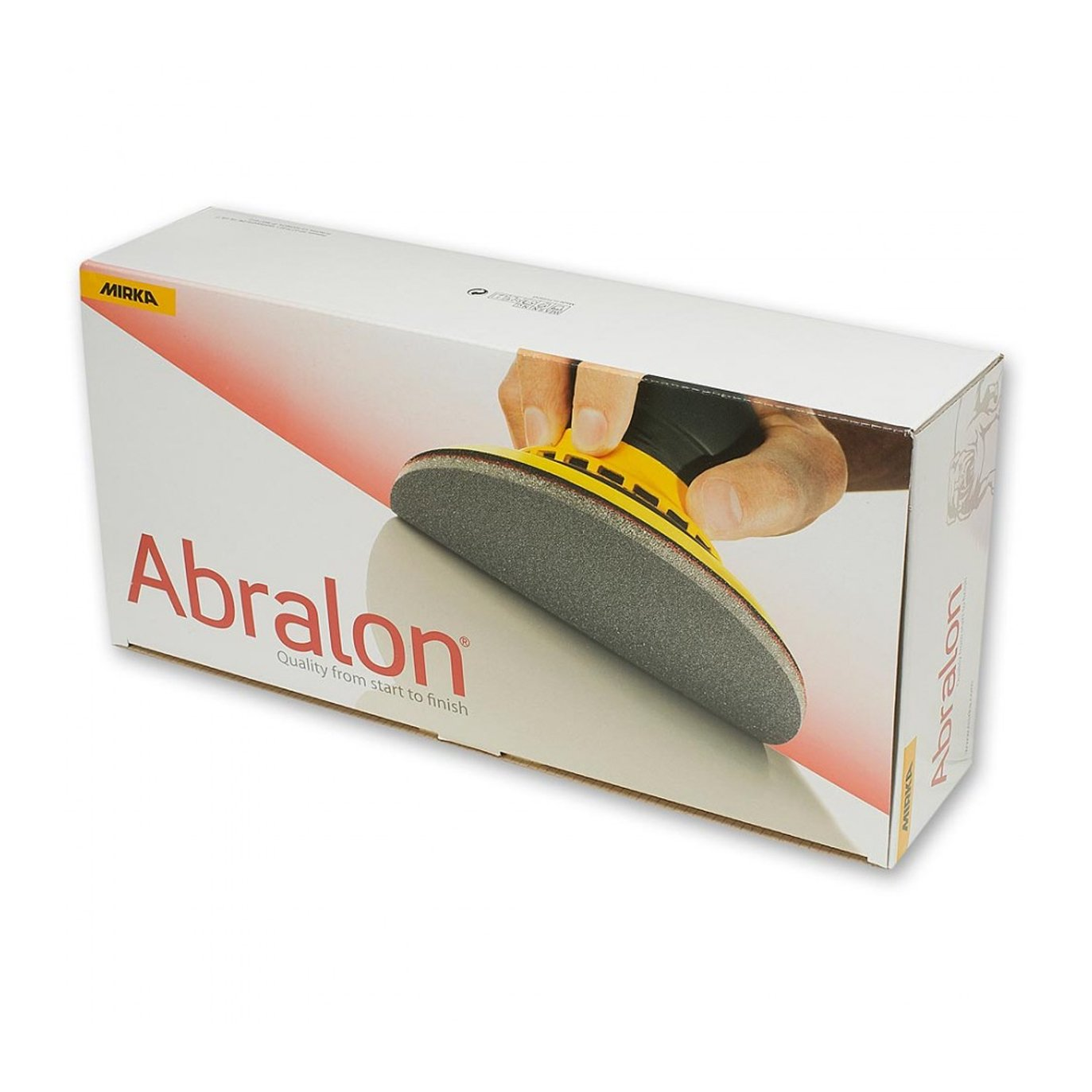 Image of Mirka Abralon Sanding Discs