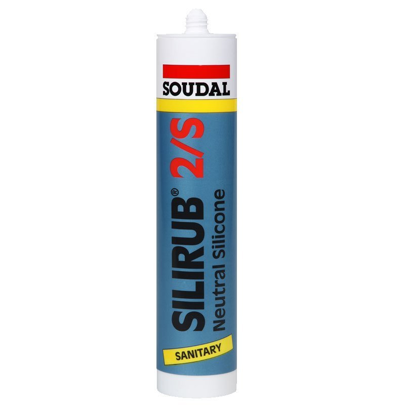 Silirub 2/s silicone adhesive