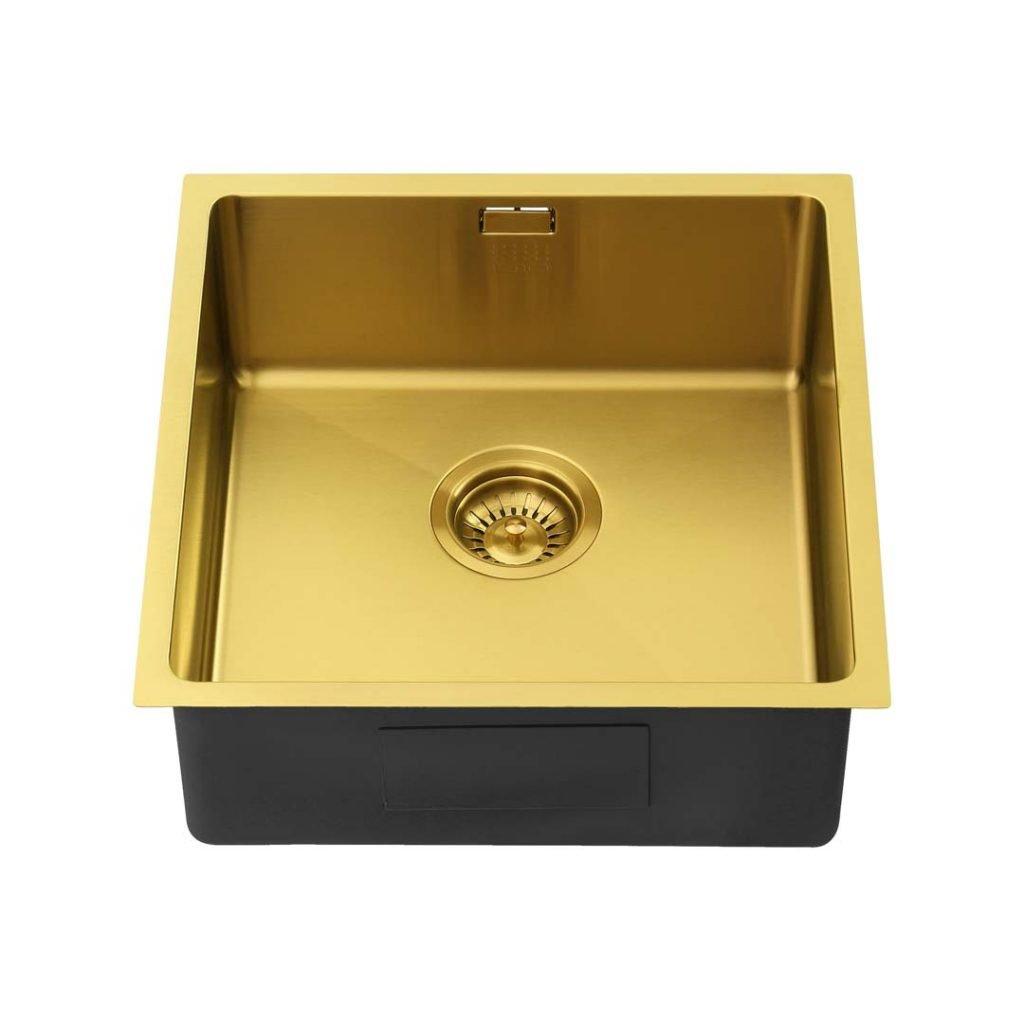 ZENUNO15 400U - Gold Brass