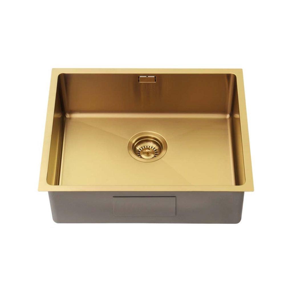 ZENUNO15 500U - Gold Brass